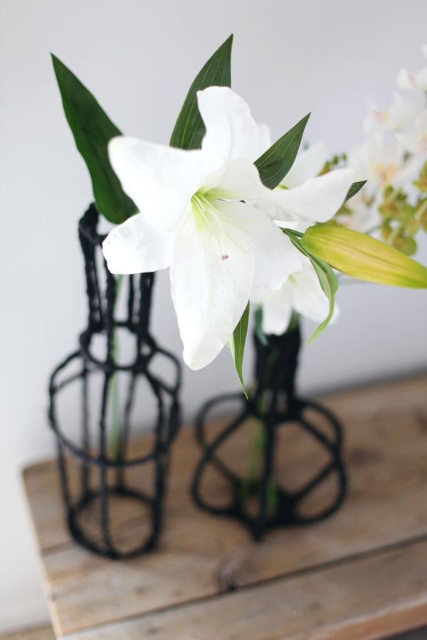 Trang trí nhà ấn tượng với lọ hoa siêu độc đáo 1