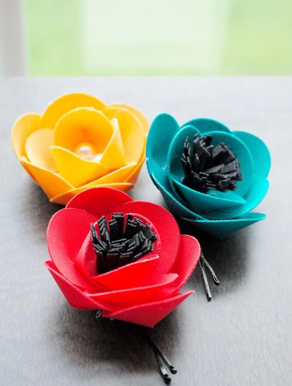 Thêm một cách làm hoa vải siêu tốc mà đẹp 14