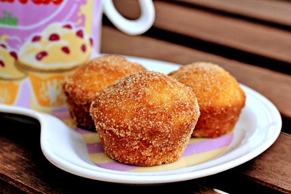 Bánh donut muffin mềm xốp cực ngon 1