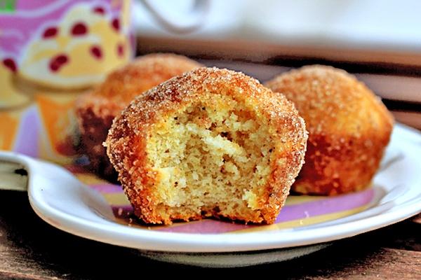 Bánh donut muffin mềm xốp cực ngon 16