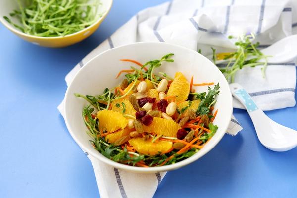 Salad cam làm dễ ăn ngon! 10
