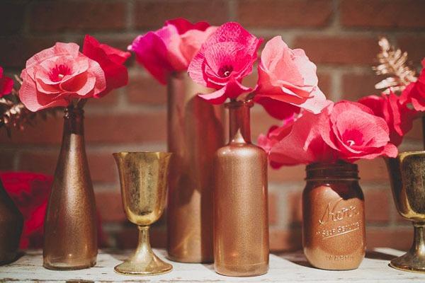 Cách làm hoa giả từ giấy nhún cực đẹp mà dễ 1