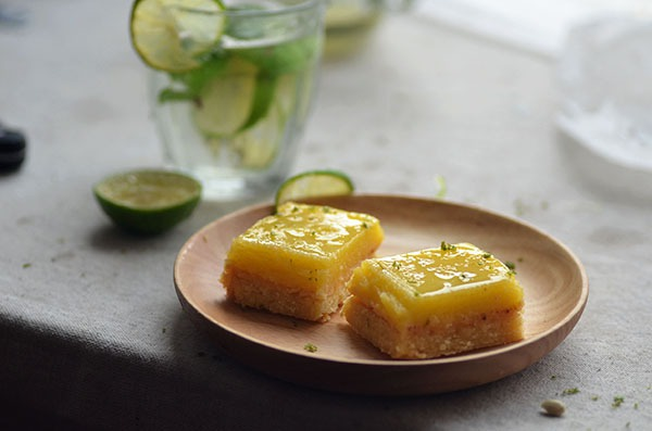 Chua thơm hấp dẫn món bánh chanh 1
