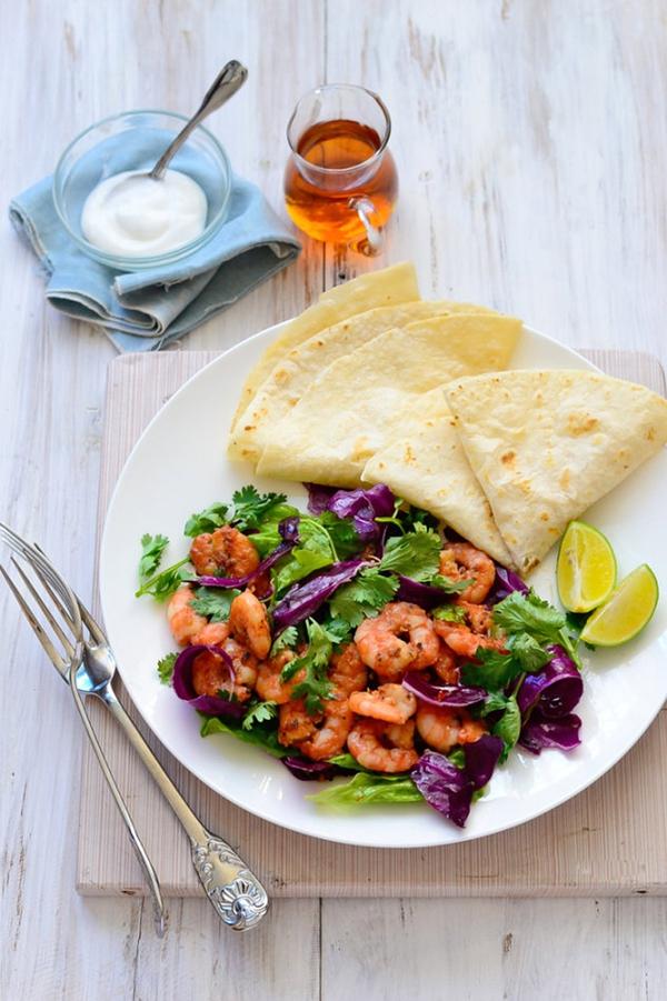 Salad tôm mát giòn ngon miệng 13