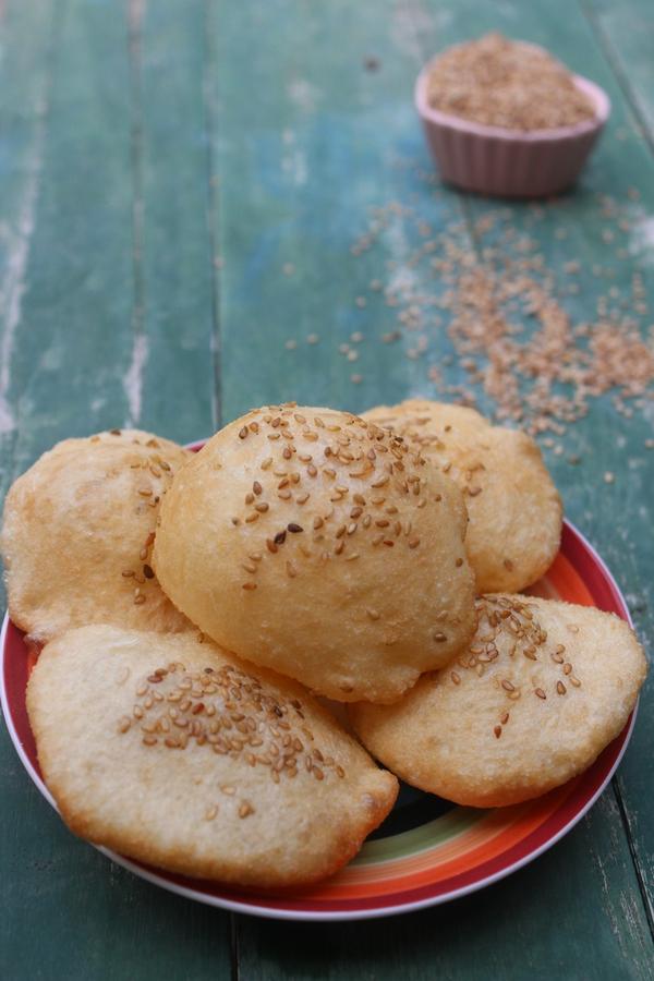 Mát trời làm bánh tiêu nhâm nhi là tuyệt nhất! 1