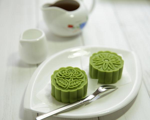 Bánh dẻo tuyết trà xanh thanh ngon hoàn hảo cho Trung thu 17