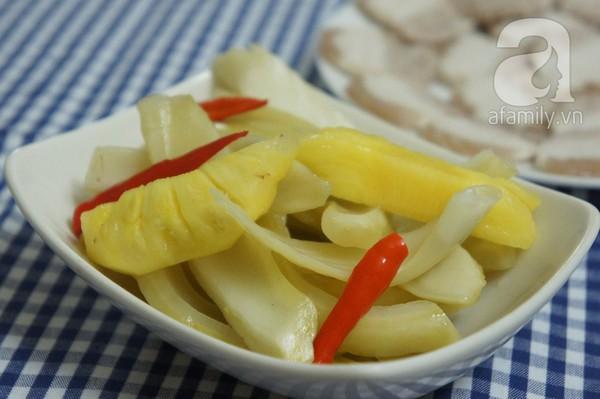 21 Tết: Công thức 5 món dưa ngon cho mâm cơm ngày Tết 5
