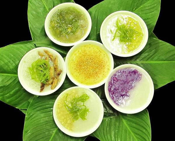 Các món ăn giải nhiệt không thể chối từ của Sài Gòn 2