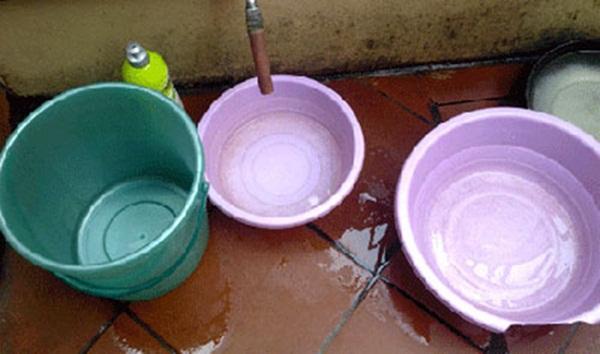 70.000 hộ dân Hà Nội mất nước sinh hoạt  1