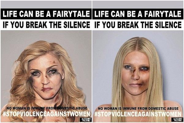 Chống nạn bạo hành gia đình