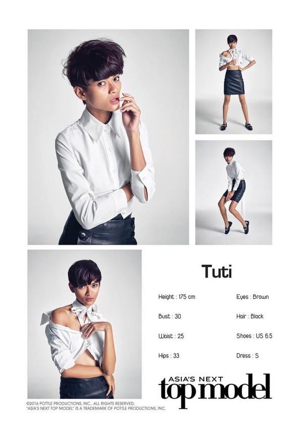 Next Top Châu Á tập 3