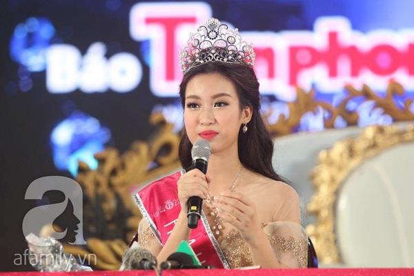 Họp báo Hoa hậu Việt Nam 2016