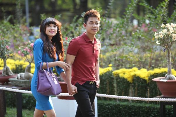 Lê Hoàng (The Men) lầm đầu tiết lộ bạn gái hot girl 1