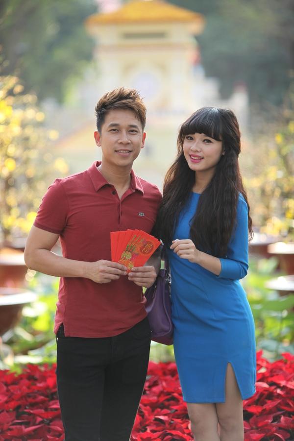 Lê Hoàng (The Men) lầm đầu tiết lộ bạn gái hot girl 6