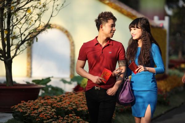 Lê Hoàng (The Men) lầm đầu tiết lộ bạn gái hot girl 7