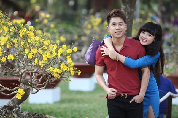 Lê Hoàng (The Men) lầm đầu tiết lộ bạn gái hot girl 8