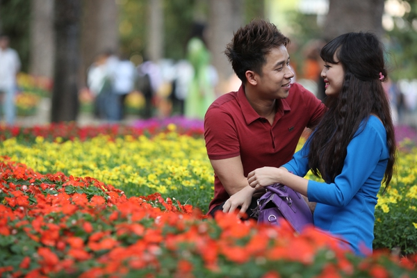 Lê Hoàng (The Men) lầm đầu tiết lộ bạn gái hot girl 10