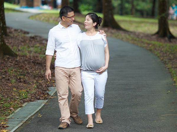 5 hình thức luyện tập giúp mẹ bầu vượt cạn dễ dàng 2