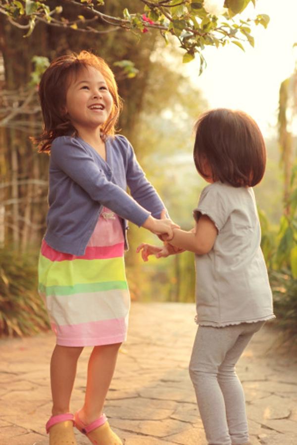 Những bài học hạnh phúc con yêu sẽ dạy bạn 2