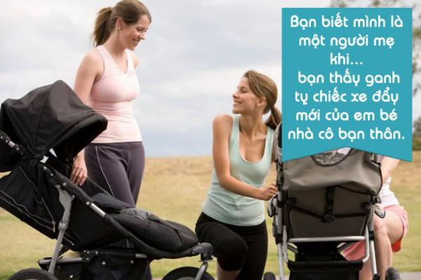 Những trải nghiệm đặc biệt chỉ khi làm mẹ bạn mới biết 6