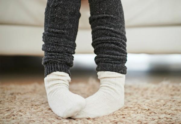 Tại sao chỉ cần đi tất ủ ấm mỗi đôi chân lại có thể giữ ấm cho toàn bộ cơ thể?