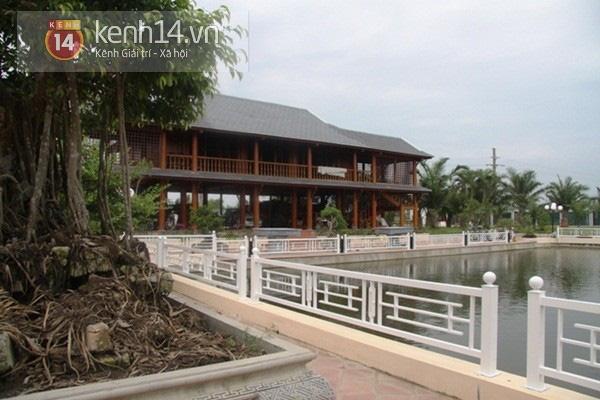 Ngắm những dinh thự hoành tráng của đại gia Việt 23