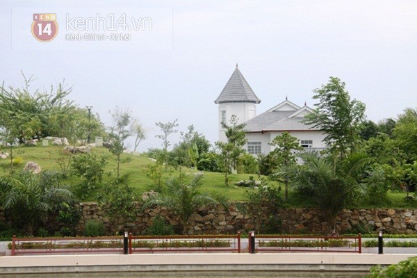 Ngắm những dinh thự hoành tráng của đại gia Việt 22
