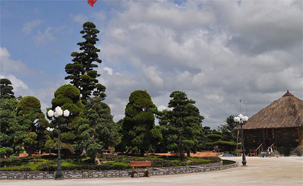 Ngắm những dinh thự hoành tráng của đại gia Việt 13