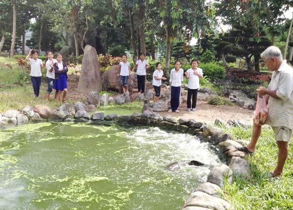 Ngắm những dinh thự hoành tráng của đại gia Việt 15