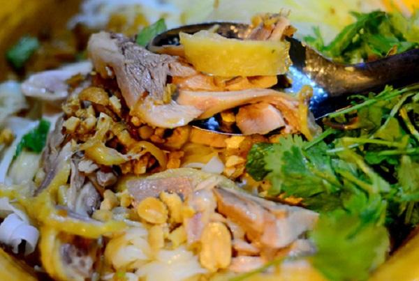 Thèm thuồng những quán phở gà trộn ngon tại Hà Nội 9