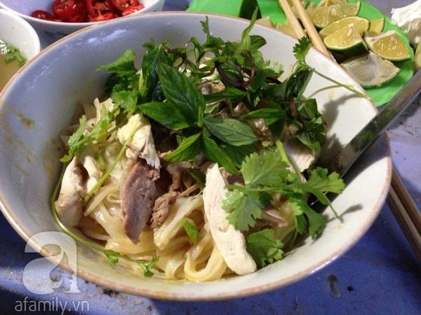 Thèm thuồng những quán phở gà trộn ngon tại Hà Nội 4