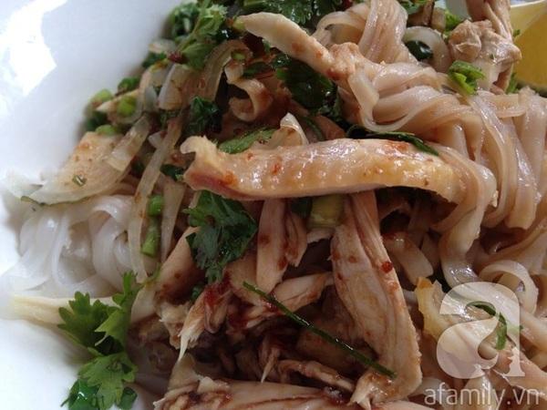 Thèm thuồng những quán phở gà trộn ngon tại Hà Nội 7