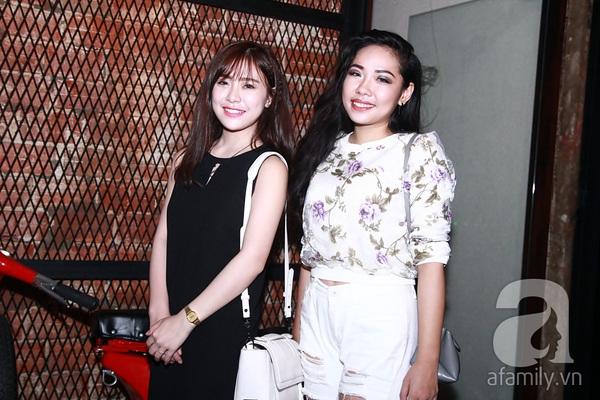 Thu Hòa và Quỳnh Như