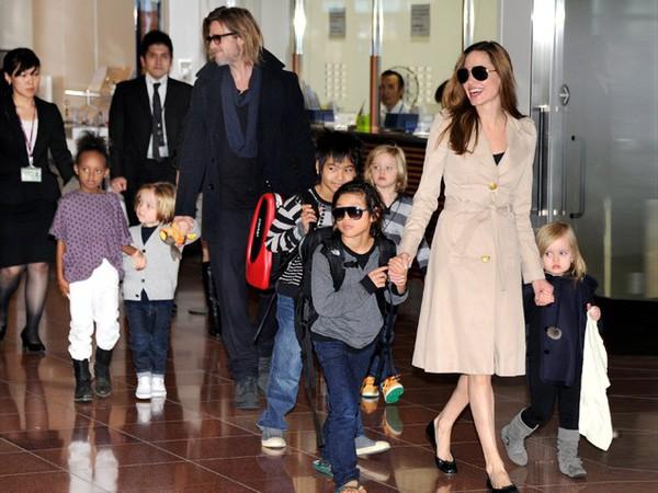 Angelina Jolie - Biến cố cuộc đời đến những quyết định vĩ đại 5