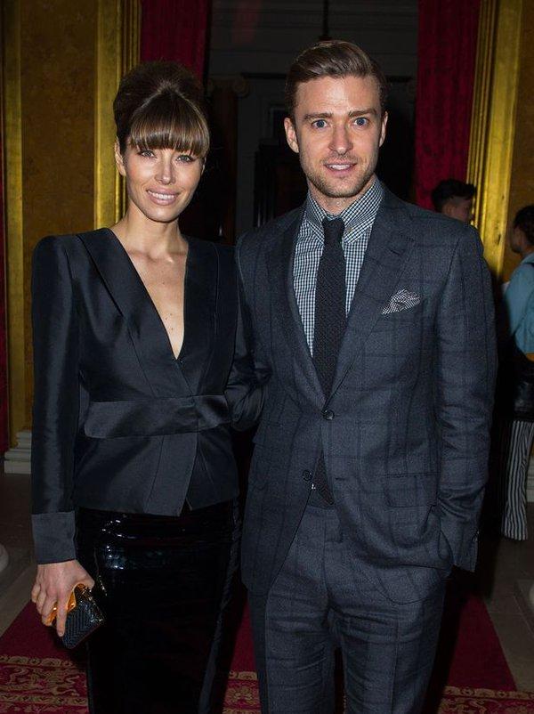 Rộ tin vợ chồng Justin Timberlake bỏ nhau 2