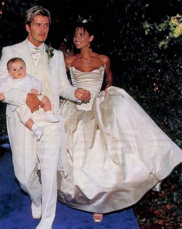 Beckham - Victoria: 17 năm không một giọt nước mắt 3
