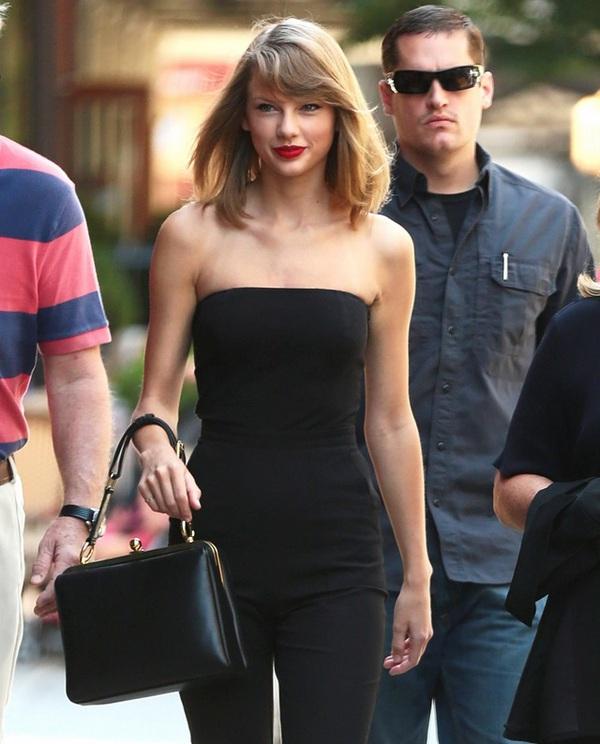 Gia đình Taylor Swift gây chú ý với chiều cao vượt trội  2