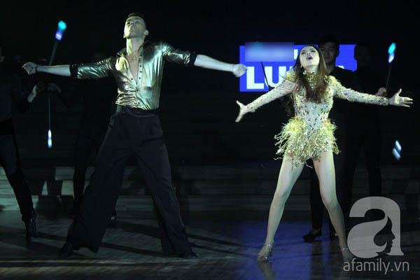 Ngọc Quyên chia tay Bước nhảy hoàn vũ trước thềm chung kết 10
