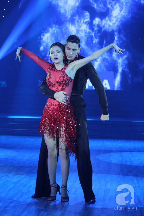 Ngọc Quyên chia tay Bước nhảy hoàn vũ trước thềm chung kết 20