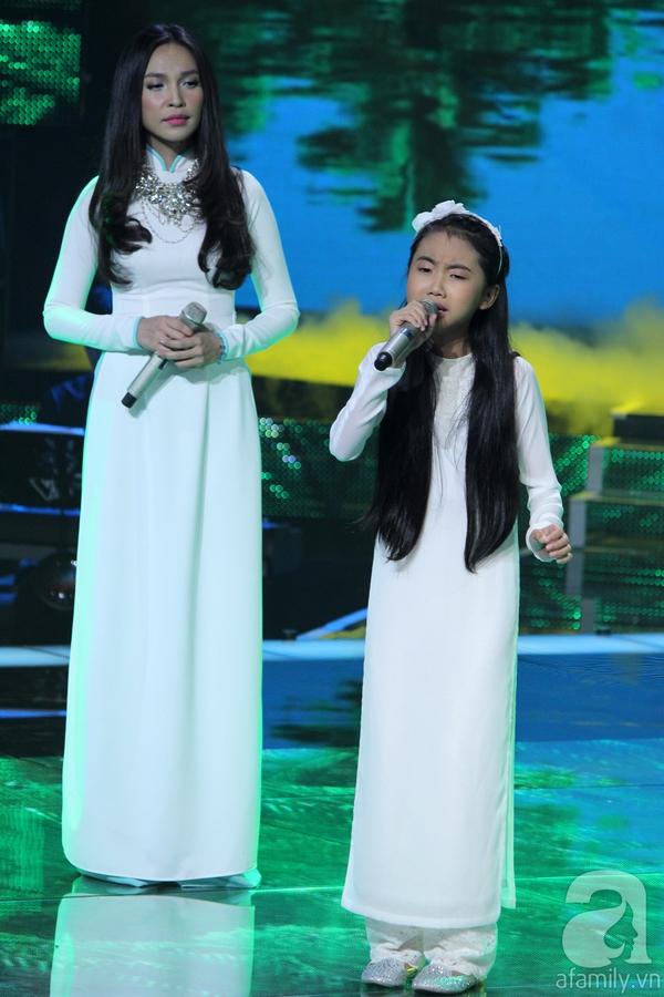 Nguyễn Quang Anh đăng quang Quán quân The Voice Kids 2013 13