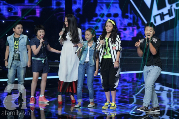Nguyễn Quang Anh đăng quang Quán quân The Voice Kids 2013 18