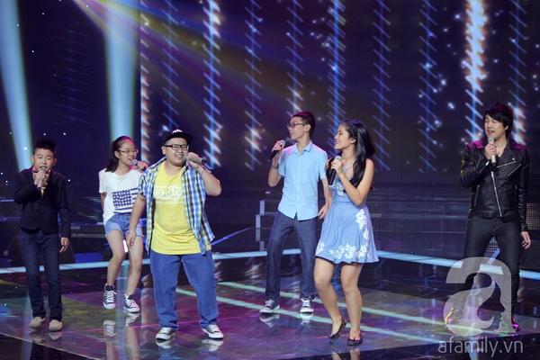 Nguyễn Quang Anh đăng quang Quán quân The Voice Kids 2013 19