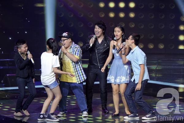Nguyễn Quang Anh đăng quang Quán quân The Voice Kids 2013 20
