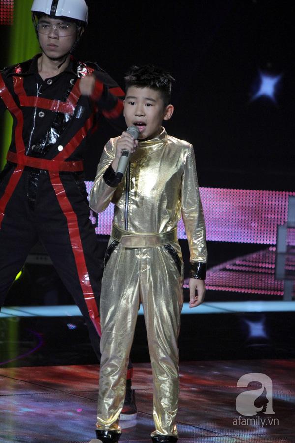 Nguyễn Quang Anh đăng quang Quán quân The Voice Kids 2013 26