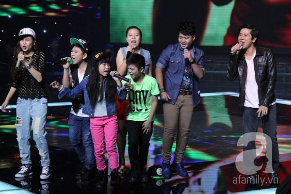 Nguyễn Quang Anh đăng quang Quán quân The Voice Kids 2013 29