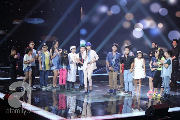 Nguyễn Quang Anh đăng quang Quán quân The Voice Kids 2013 4