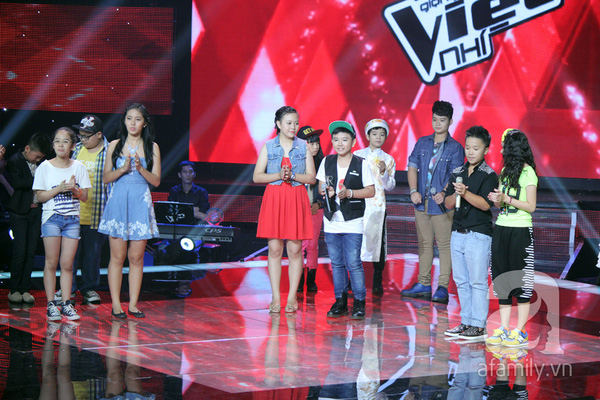 Nguyễn Quang Anh đăng quang Quán quân The Voice Kids 2013 5