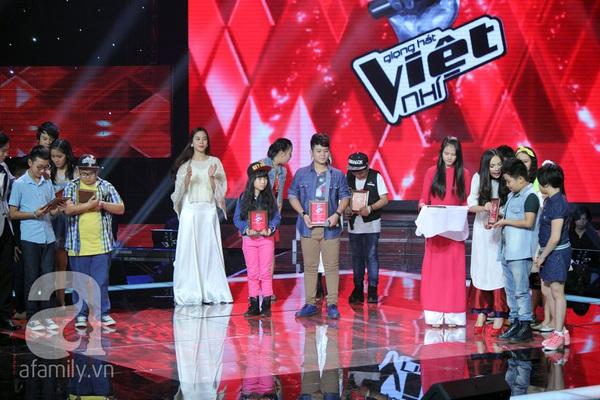 Nguyễn Quang Anh đăng quang Quán quân The Voice Kids 2013 6