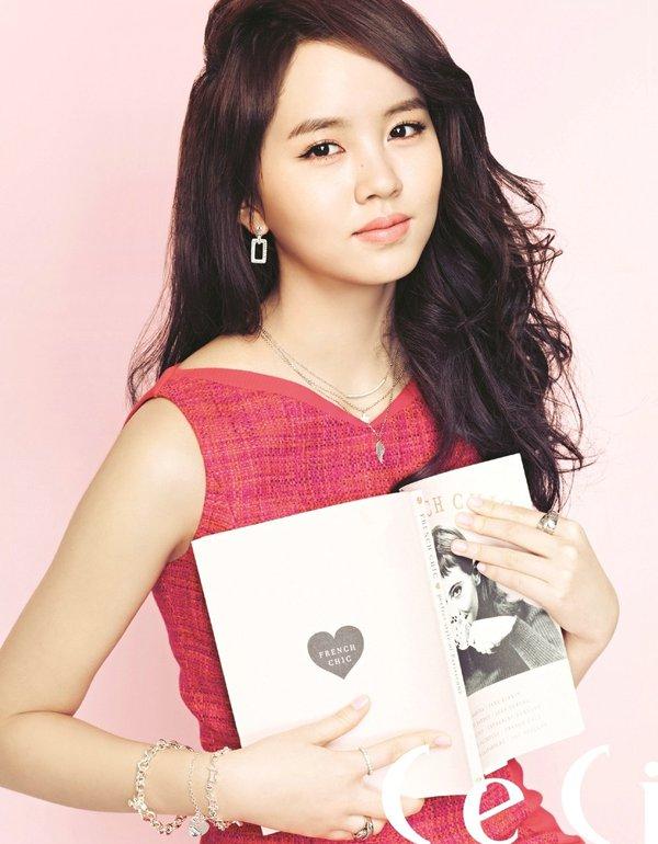 10 gương mặt đại diện cho tương lai của mỹ nhân Hàn (P.1) 7