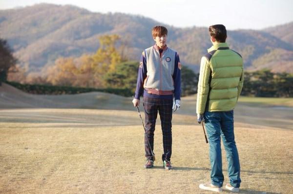 Park Shin Hye tựa đầu tình tứ trên vai Lee Min Ho 8
